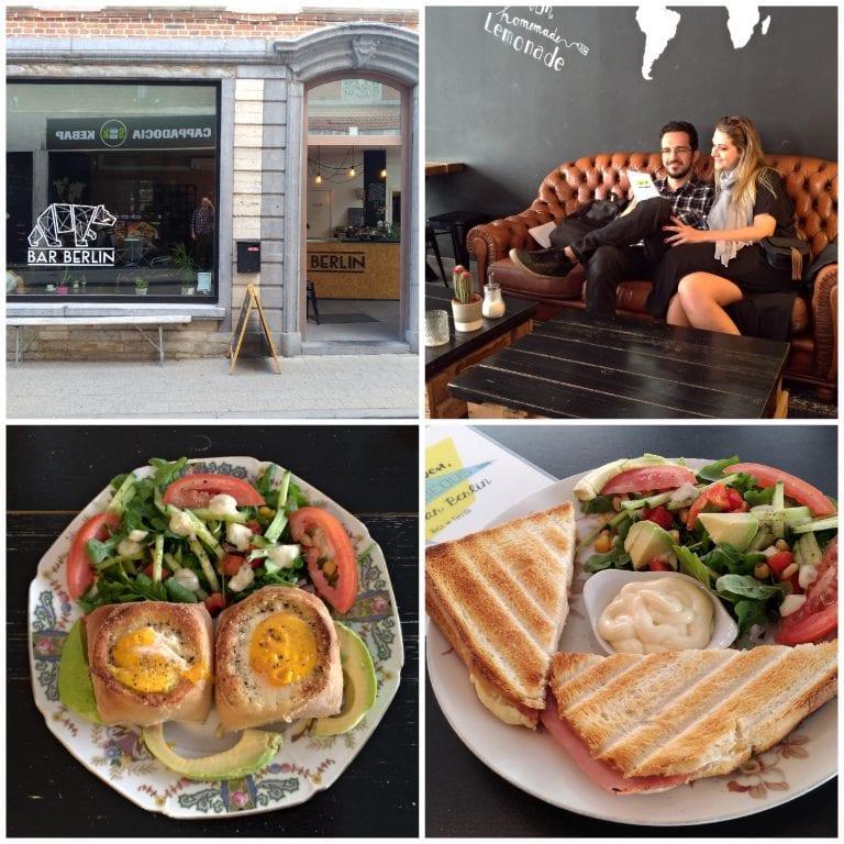 Bar Berlin - cafés e lanches em Leuven