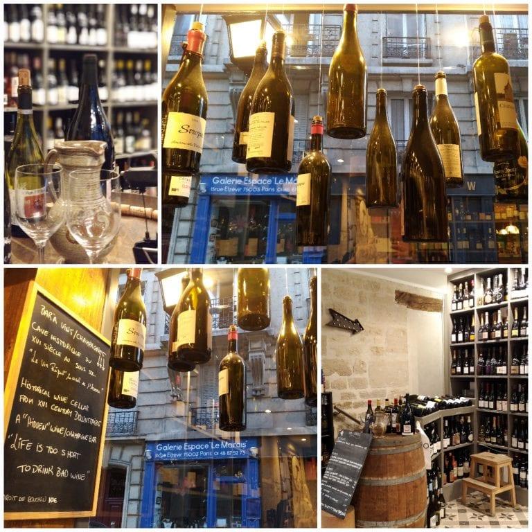 Mais de 1200 rótulos de vinhos, em sua maioria franceses