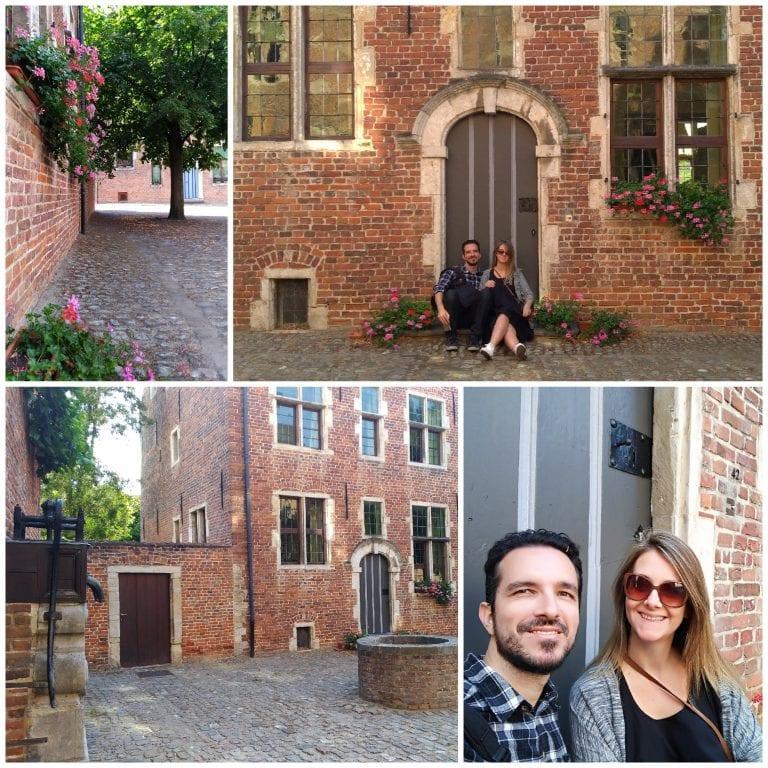 Conhecendo a Grote Beguinhof de Leuven, na Bélgica