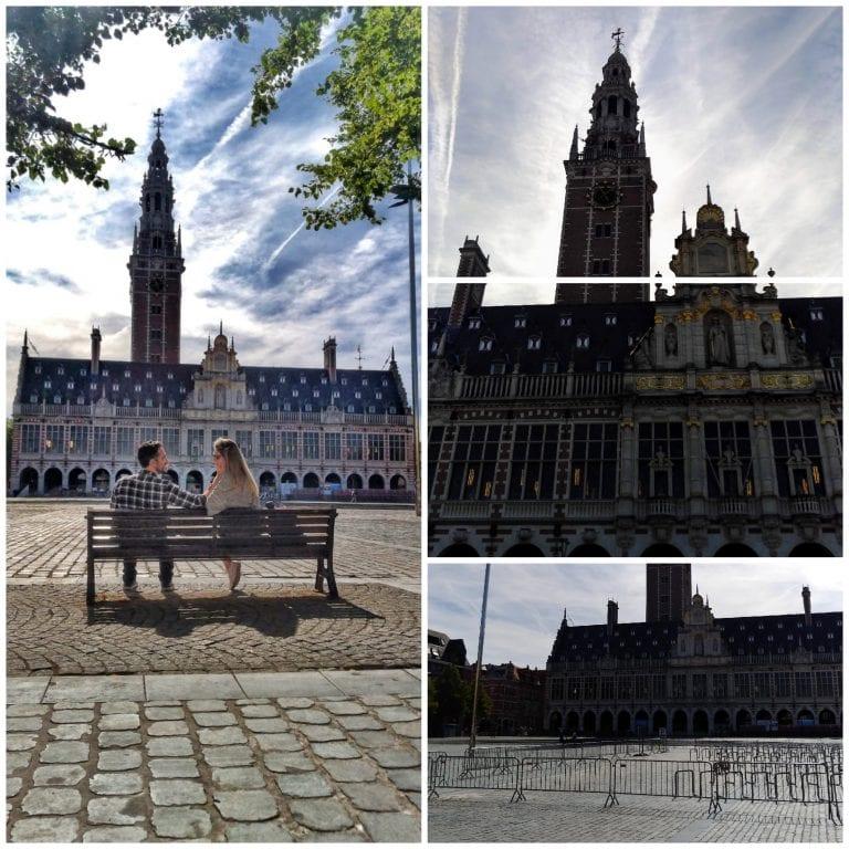 Prédio da KU Leuven