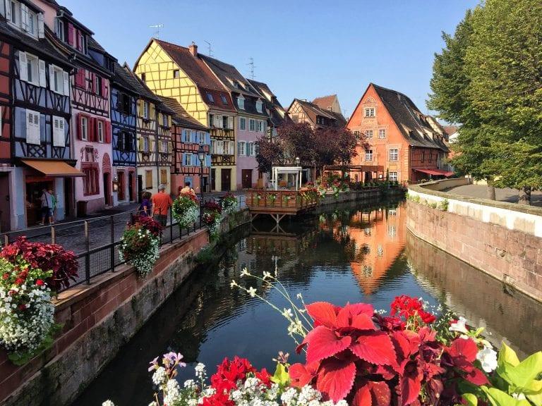 Roteiro de 1 dia em Colmar, na Alsácia