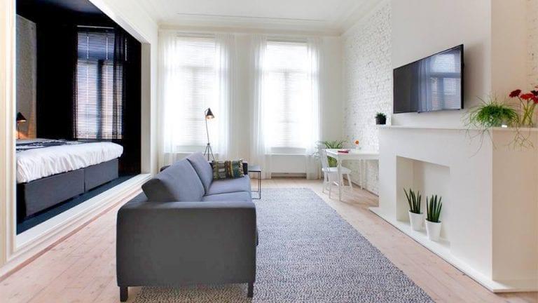 Maison Nationale City Flats & Suites - Suíte Deluxe | Foto: acervo Maison Nationale