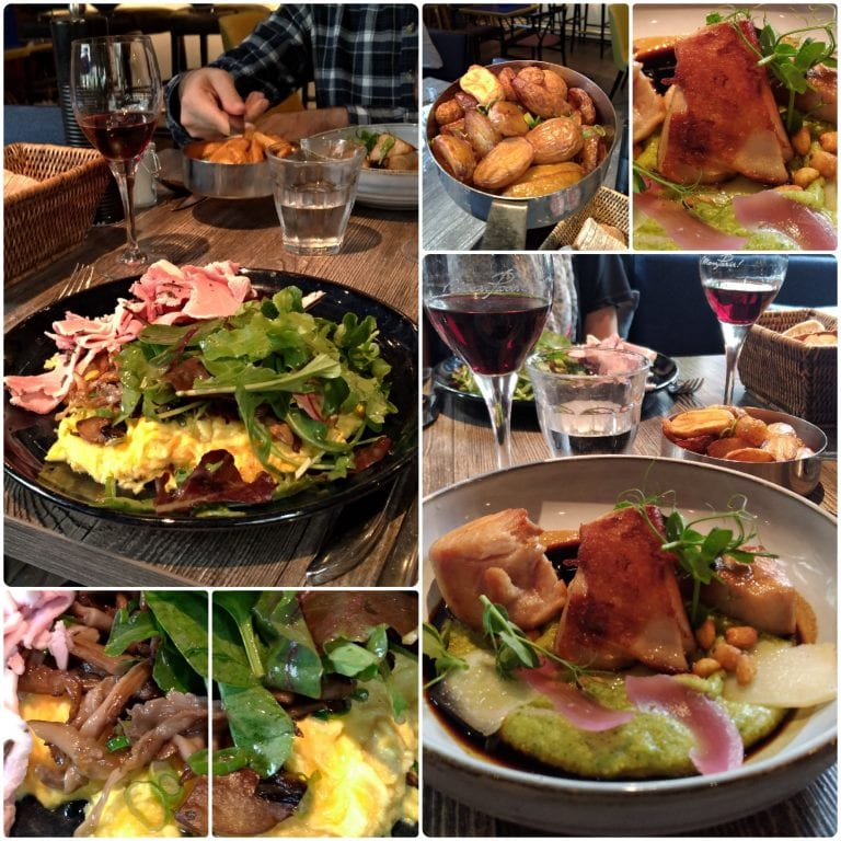 Mon Paris ! - pratos principais