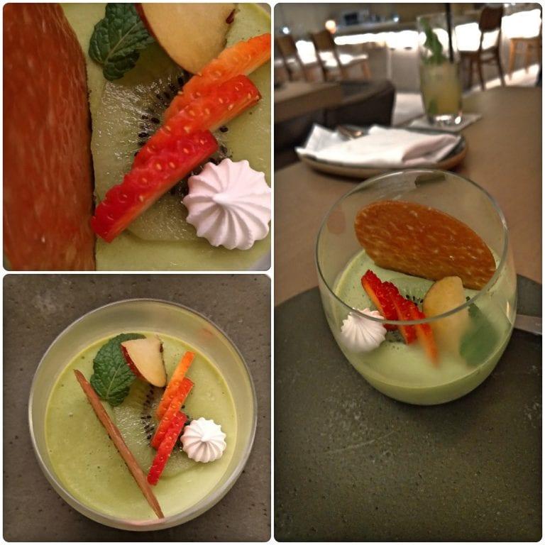 Shiso - 5° tempo - sobremesa da foto do Instagram