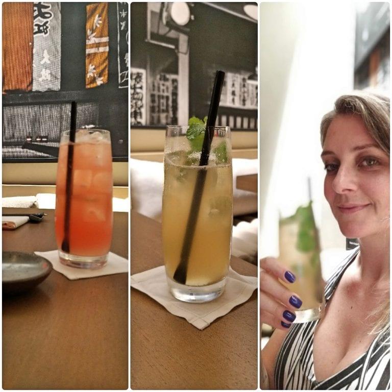 Shiso - drinks não alcoólicos