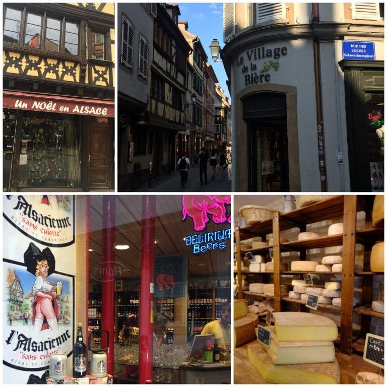 Sugestões de compras em Estrasburgo