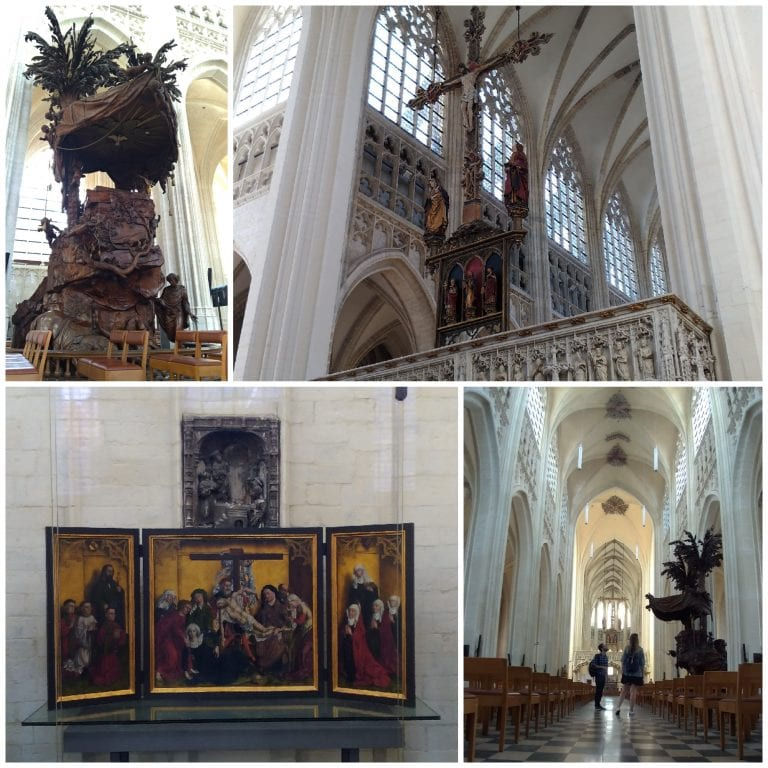 Igreja de São Pedro por dentro