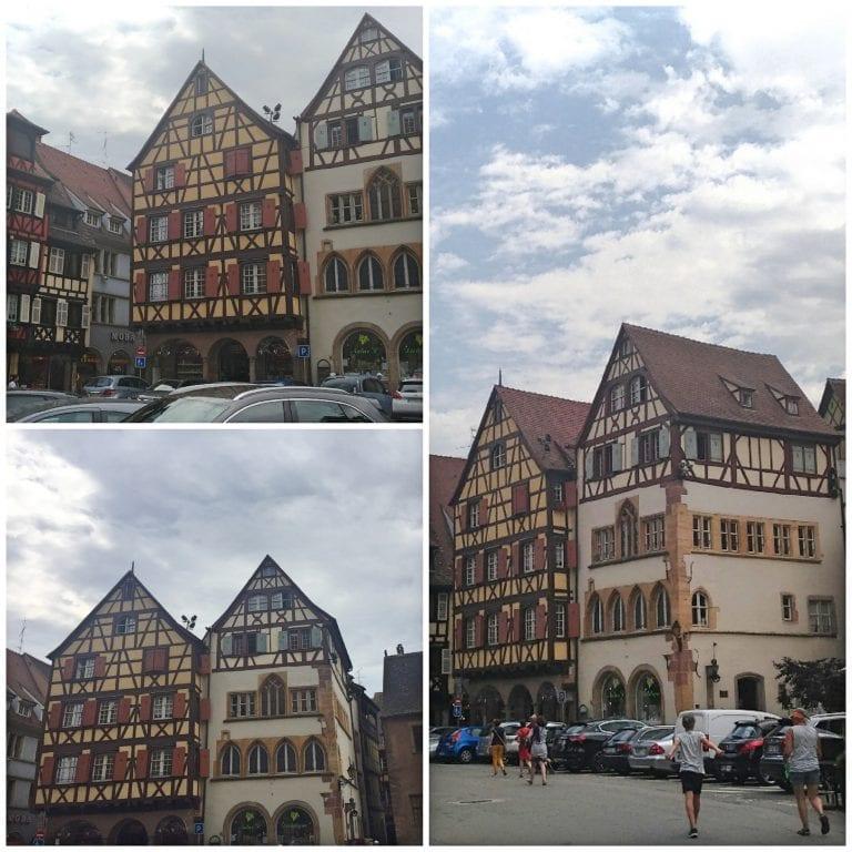 Maison Adolph, a casa mais antiga de Colmar