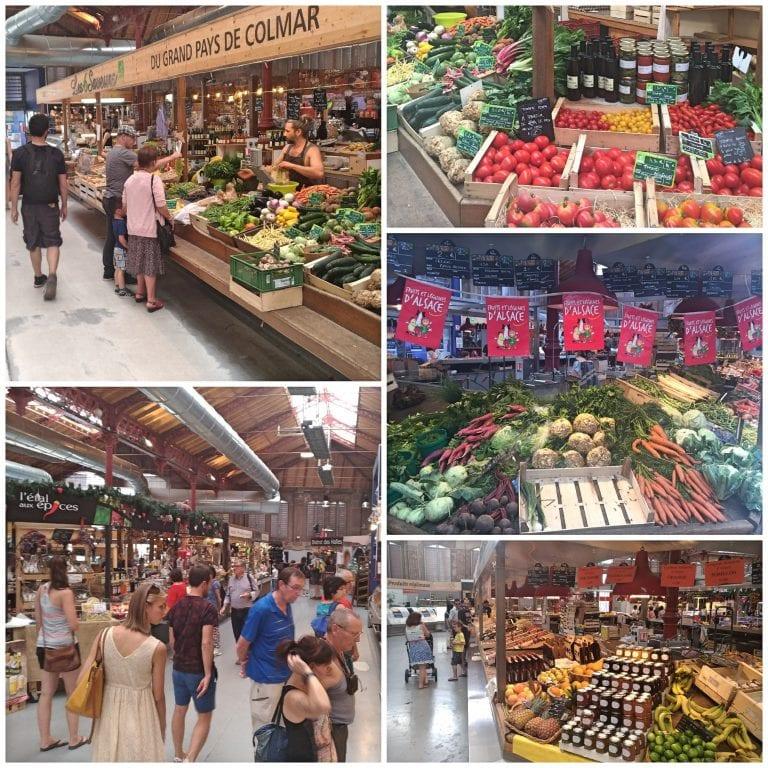 Mercado Coberto de Colmar