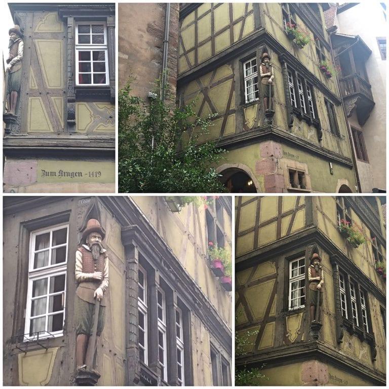 Maison Zum Kragen