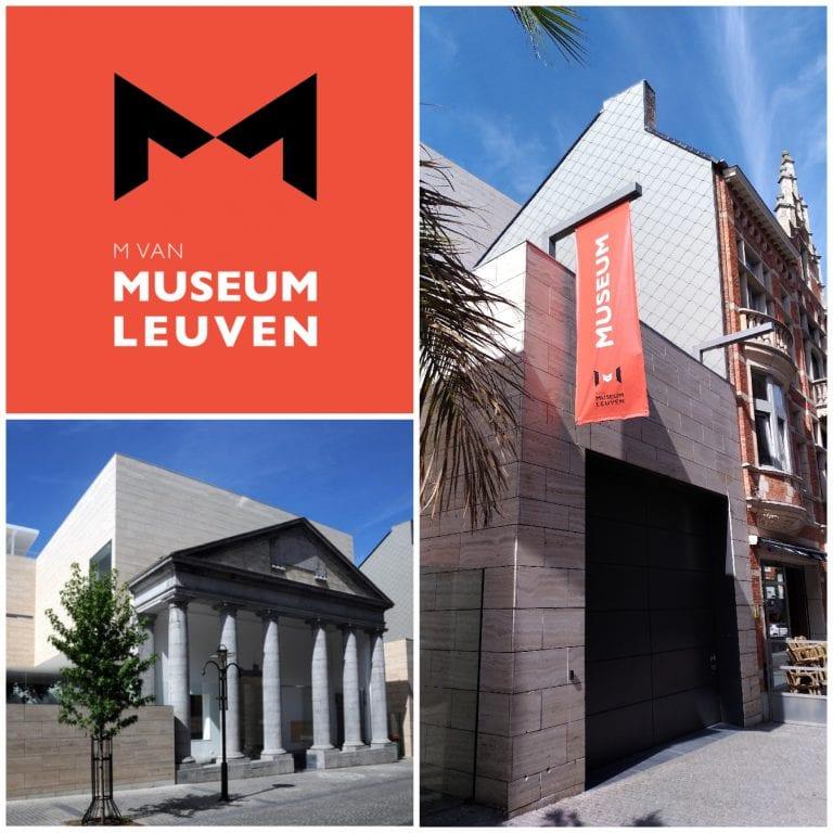 M-Museum: infelizmente não conseguimos visitar