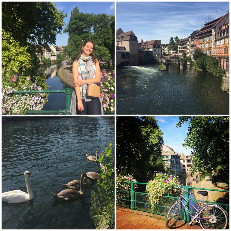 Petit France, uma das regiões mais charmosas de Strasbourg