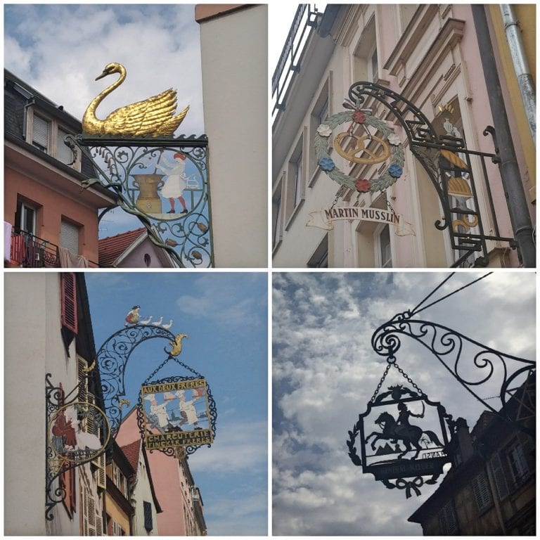 Placas decorativas nas casas