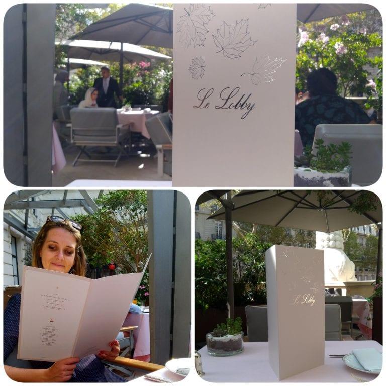 Afternoon Tea The Peninsula Paris - salão interno que reflete a glória da Belle Époque francesa