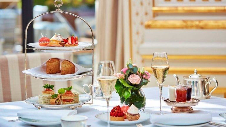 Afternoon Tea The Peninsula Paris