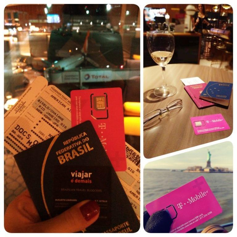 EasySim4u: internet móvel ilimitada durante toda a viagem pelos EUA