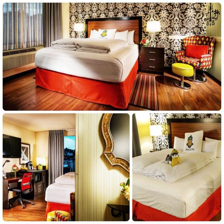The Maxwell Hotel - A Staypineapple Hotel: quarto aconchegante