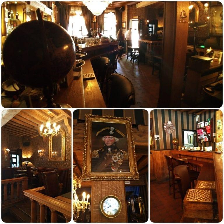 Grand Café Lord Nelson - ambiente interno