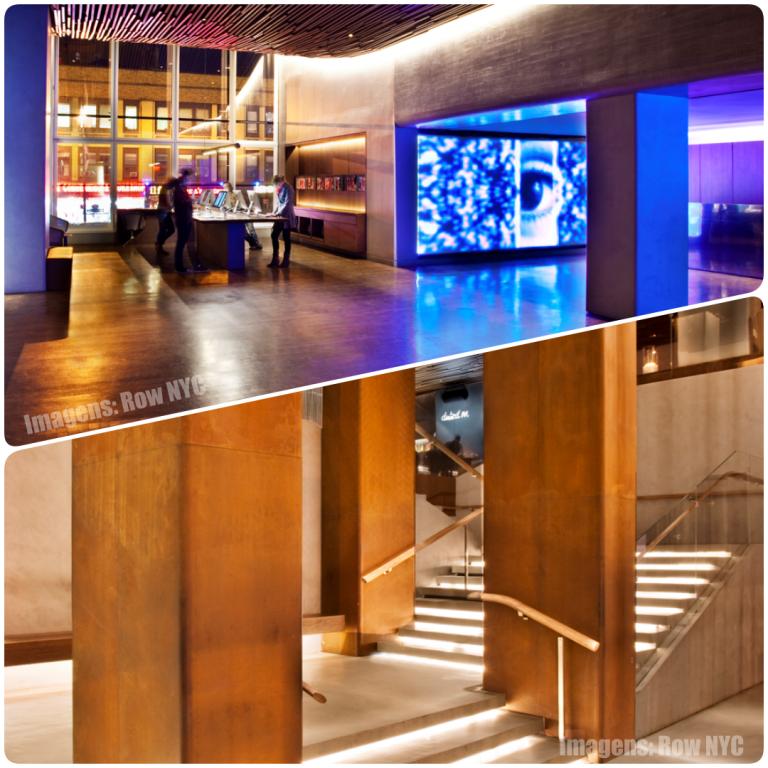Row NYC - Lobby
