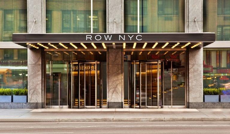 Row NYC - fachada