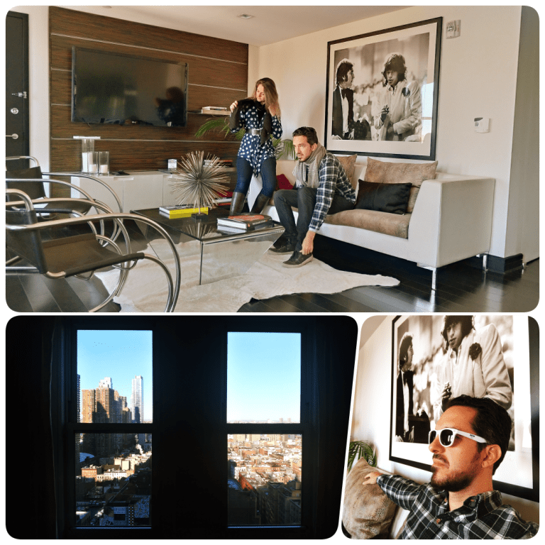 Row NYC - pra curtir e admirar a super vista
