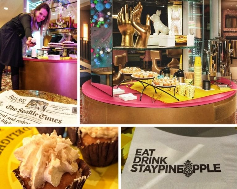 The Maxwell Hotel - A Staypineapple Hotel: cupcake