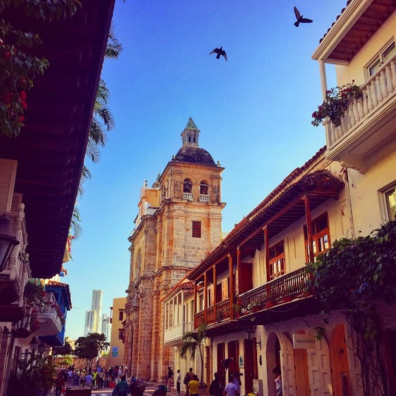 Onde ficar em Cartagena das Indias, na Colômbia