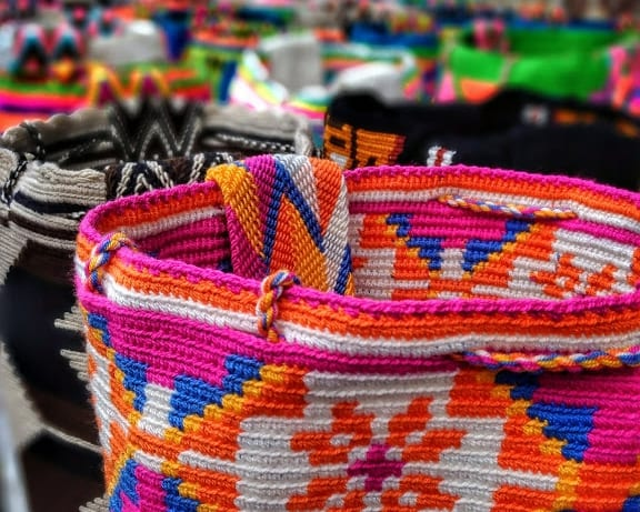 Compras na Colômbia