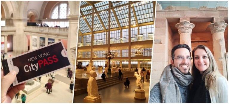 Visitando o MET com o CityPASS New York