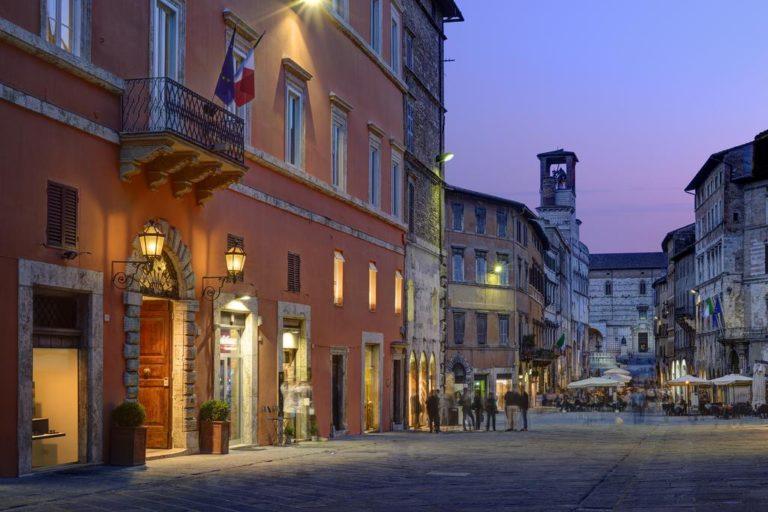 Onde ficar em Perugia: Locanda della Posta
