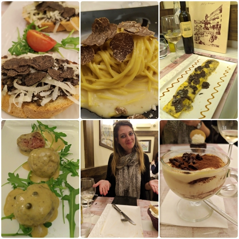 onde comer em roma Osteria Barberini