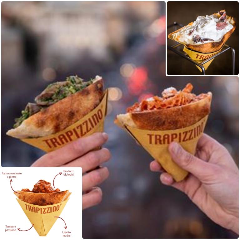 Onde comer em Roma: Trapizzino