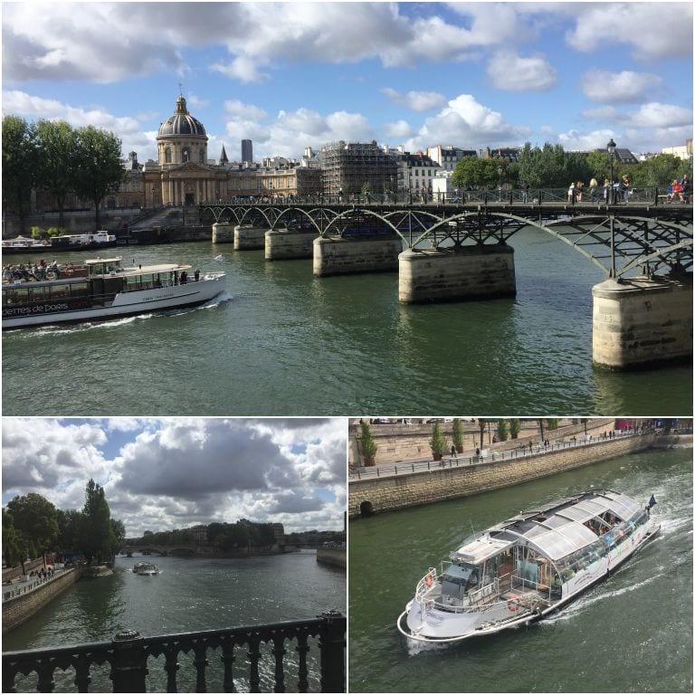 O que fazer em Paris: passeio de barco pelo rio Sena
