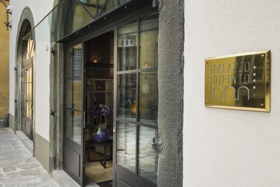 Onde ficar em Lucca: Palazzo DiPinto