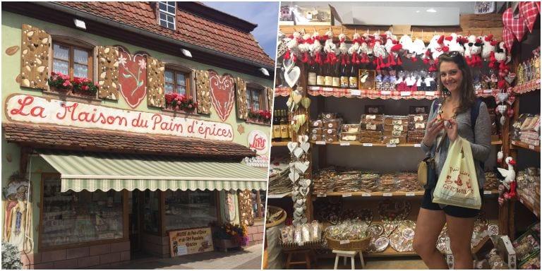La Maison du Pain d' Épices: loja imperdível em Gertwiller