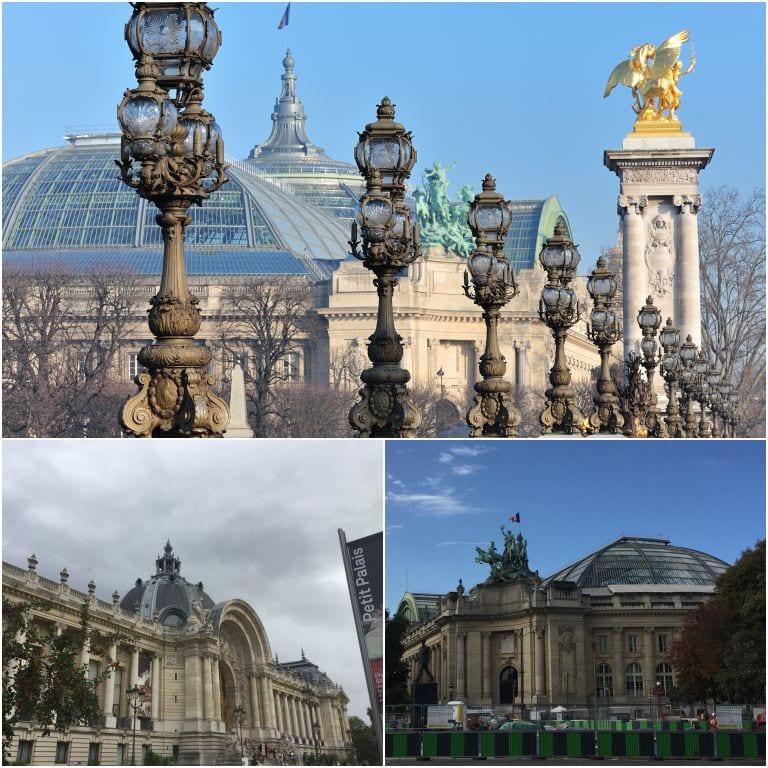 Grand Palais e Petit Palais