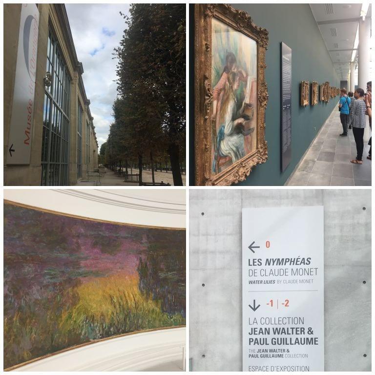 Museu de L'Orangerie: Impressionismo e as Ninfeas de Monet