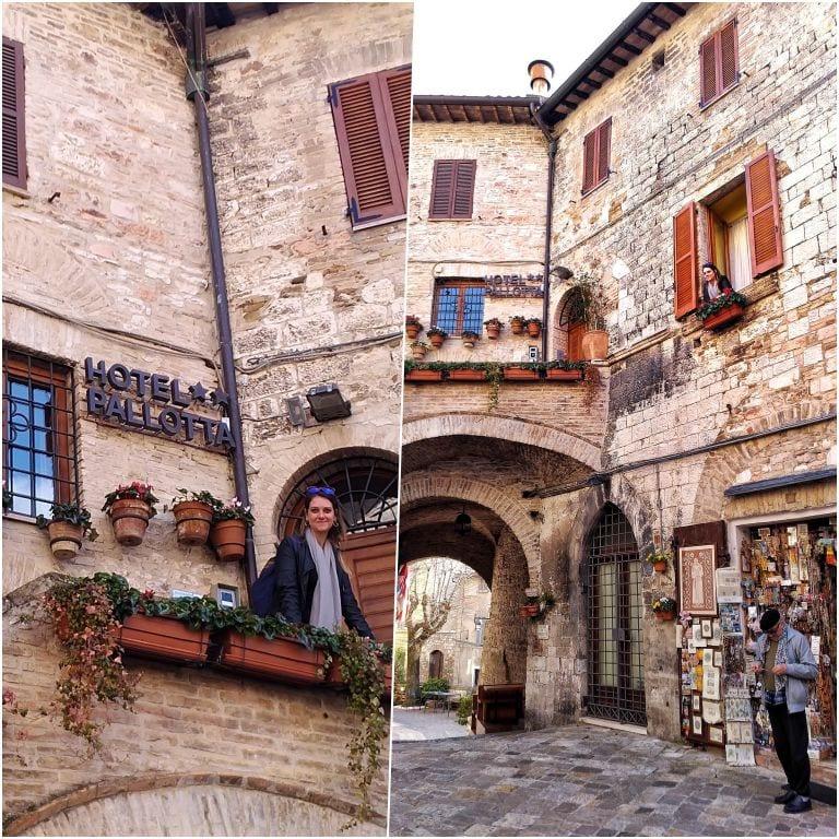 Hotel Pallotta Assisi: no coração da cidade histórica de Assis