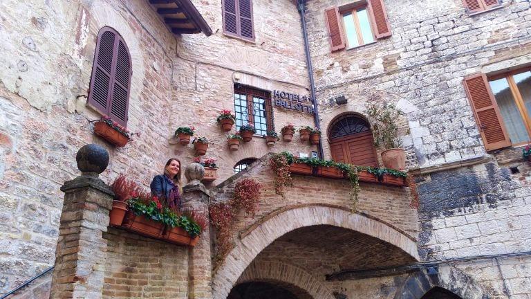 Onde ficar em Assis: Hotel Pallotta Assisi