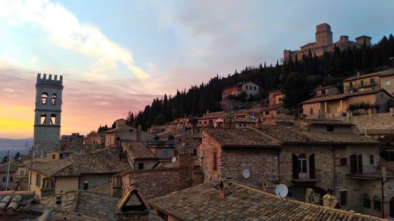 Onde ficar em Assis, na Itália: Hotel Pallotta Assisi