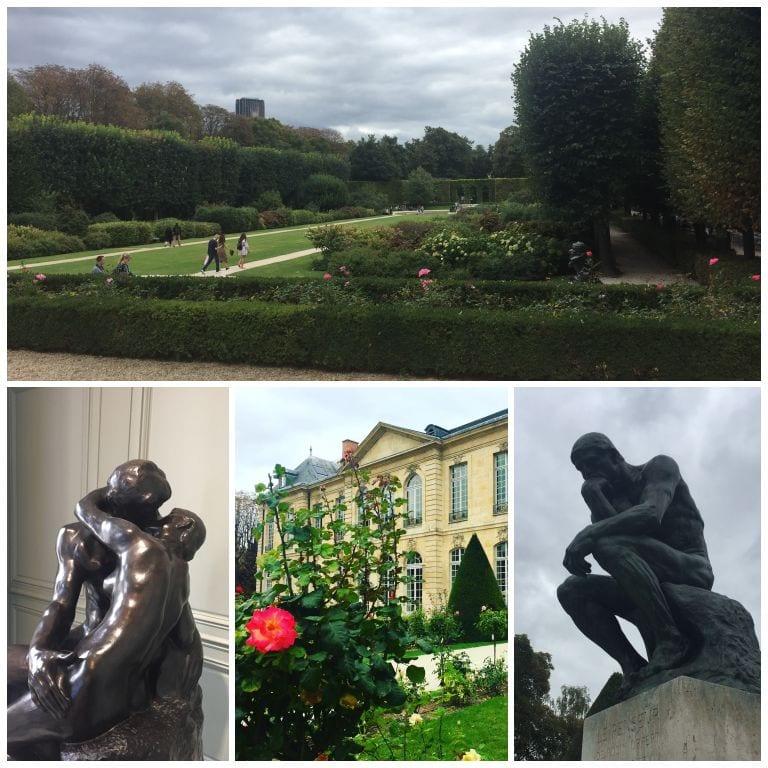 O que fazer em Paris: Museu Rodin
