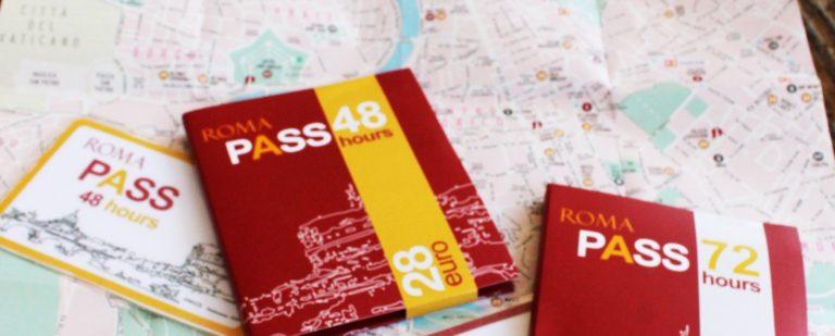 Roma Pass: passe de 48 horas ou passe de 72 horas