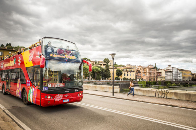 City Sightseeing Firenze (fonte: getyourguide)