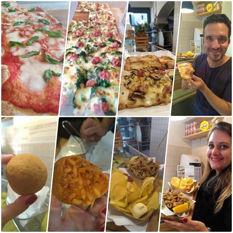 Onde comer em Roma: Zizzi