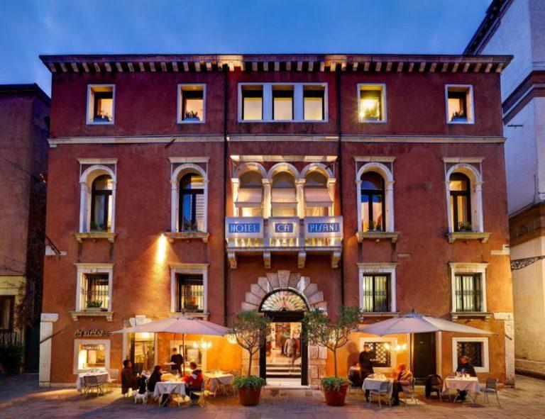 Ca' Pisani Hotel em Veneza