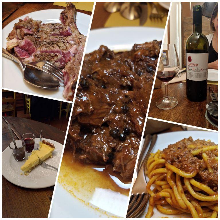 Onde comer em Florença: Trattoria Cesarino e a culinária da Toscana com toque brasileiro