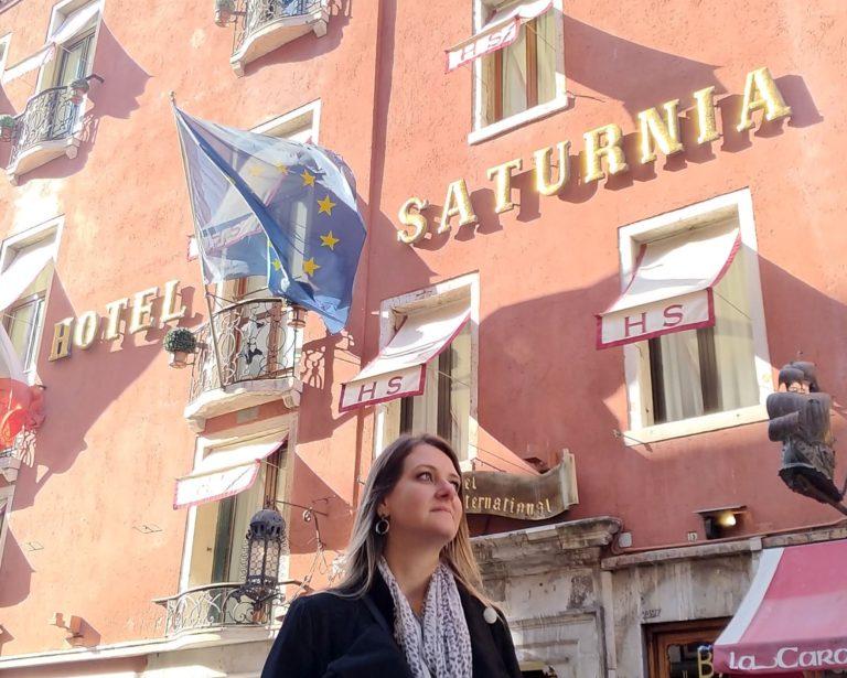 Hotel Saturnia & Internacional em Veneza