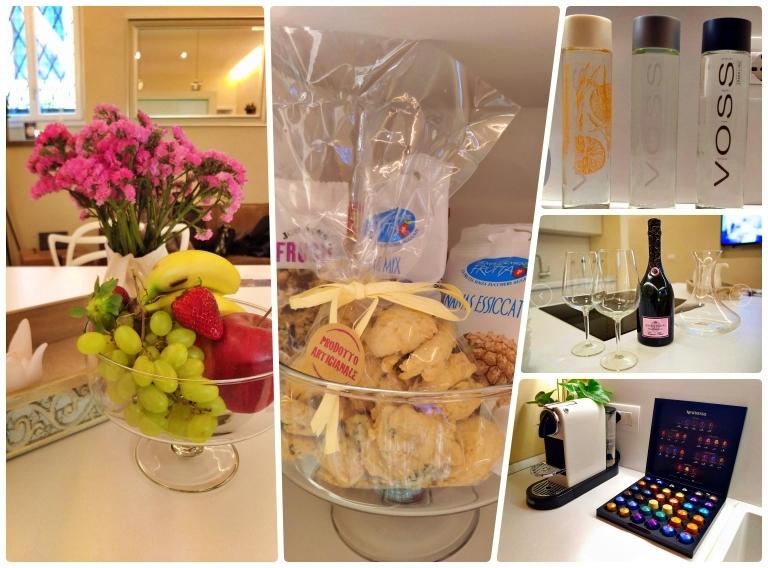 Fratta5 Luxury Apartment: detalhes dos mimos