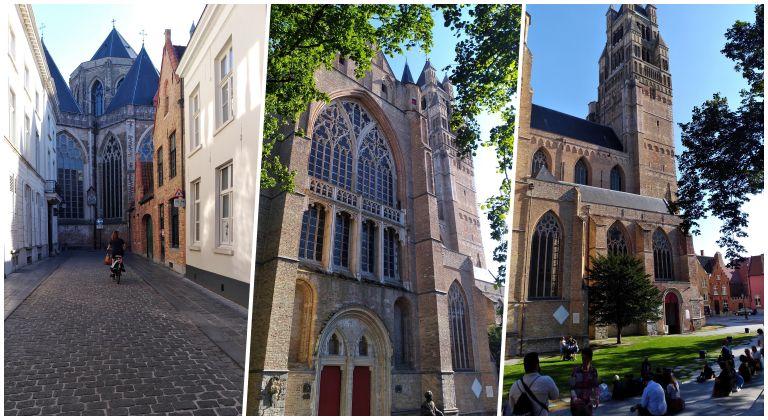 Sint-Salvatorskathedraal (Catedral de São Salvador)