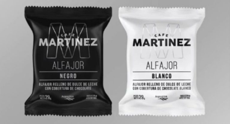 Alfajor Cafe Martinez